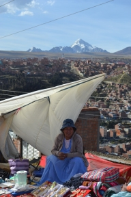 El Alto market