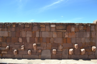 Tiwanaku place of sacrifice