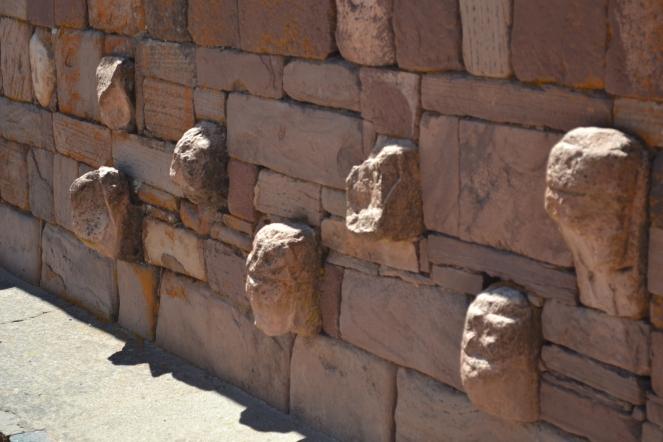 Tiwanaku ruins