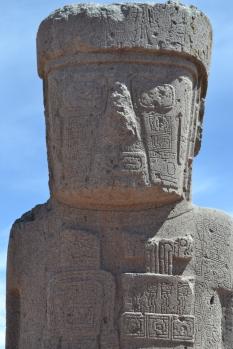 Main Tiwanaku ruin