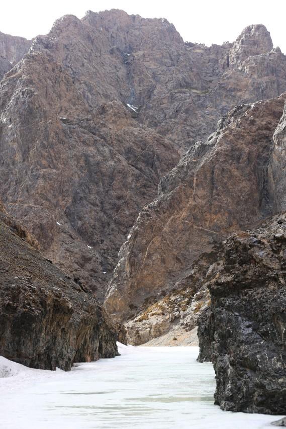 The gorge. Gorgeous.